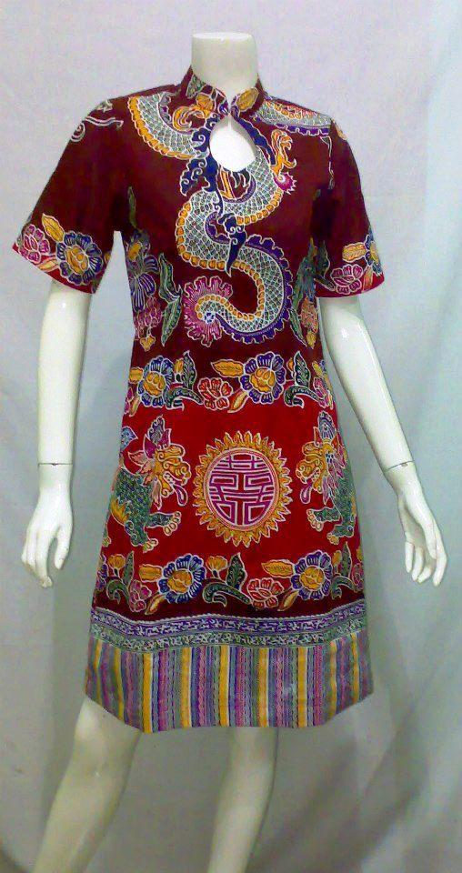 Koleksi Baju Batik Modern  Jual Model Baju Batik Wanita Modern